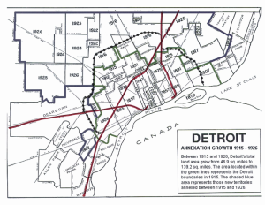 Nine Reasons Why Detroit Failed