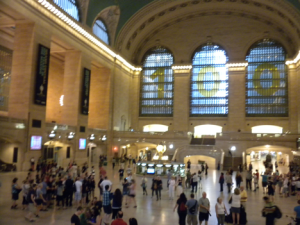Grand Central Terminal And Penn Station: Will The Beauty and The Beast Ever Get Married?