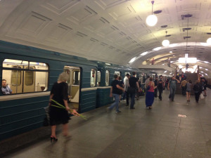 Transport in Moscow