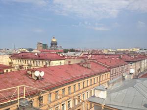 Behind the Facade in St. Petersburg