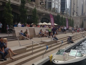A Riverfront Revelation in Chicago