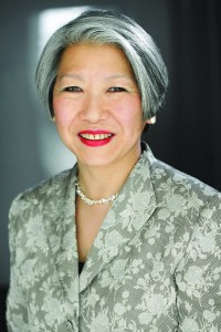 Susan Chin, Executive Director of the Design Trust for Public Space