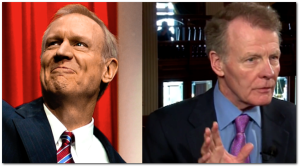 Do You Support Bruce Rauner or Mike Madigan?