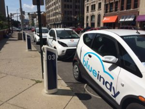 Taking Indy's All-Electric Car Share System for a Spin