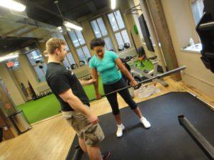 A Short Primer on Strength Training
