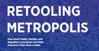 Retooling the American Metropolis