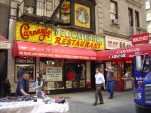 Carnegie Deli and Other Bad New York Restaurants