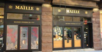 Corporate Mustard Showroom Helps Explain New York's Retail Rent Crisis