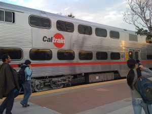 The Feds Halt Caltrain Electrification Funding