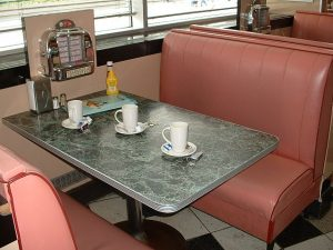 Diners and the Decline of Shared Social Institutions