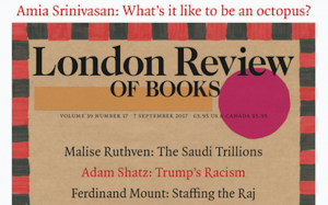 The London Review of Books Is Required Reading