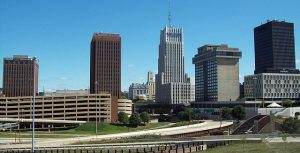 Rebuilding the Population of Akron