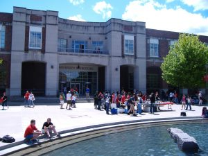 Ranking Larger College Towns