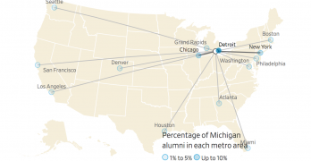 The Big Ten's National Footprint
